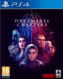 Dreamfall Chapters PS4