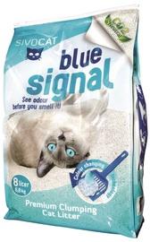 Наполнители для котов Sivocat Blue Signal, 8 л