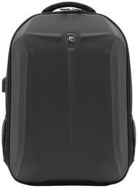 "Рюкзак White Shark Fortress Laptop Backpack 15.6"", белый/черный, 15.6″"