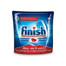 Капсулы для посудомоечной машины Finish All in 1 Max, 50 шт.