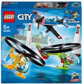 Конструктор LEGO® City Воздушная гонка 60260