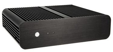 Akasa Case Euler Fanless Thin Mini ITX 120W PSU