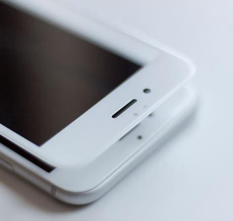 3MK Hard Screen Protector For Apple iPhone 6 Transparent/Black