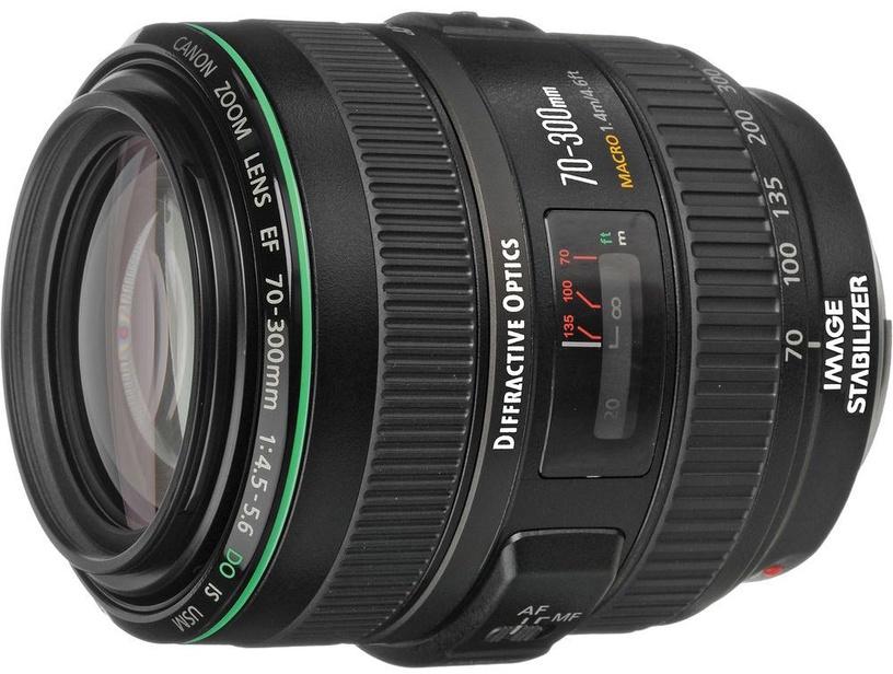 Objektiiv Canon EF 70-300/4.5-5.6 DO IS USM