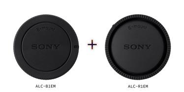 Objektiivikaas Sony ALC-R1EM & ALC-B1EM