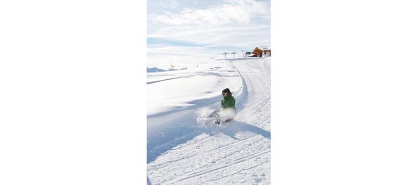 Ragavas Snowhoover, 0260, sarkanas
