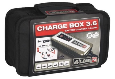 4 Load Charger Box 3.6 12V 3.6A