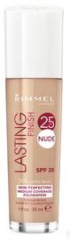 Rimmel London Lasting Finish 25h Nude Foundation 30ml 201