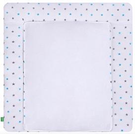 Vystymo lenta Lulando Stars, 75x85 cm, mėlyna/pilka