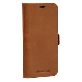 Чехол Dbramante1928 Lynge Apple iPhone 12, коричневый, 6.7 ″