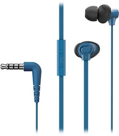 Panasonic RP-TCM130E In-Ear Earphones Blue