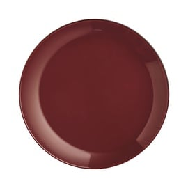 Luminarc Arty Bordeaux Desert Plate 21cm Red