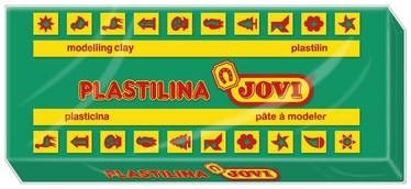 Jovi Plasticine 350g Dark Green