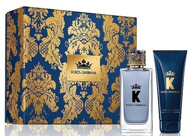 Dolce & Gabbana K By Dolce & Gabbana 100ml EDT + Aftershve Balm 75ml