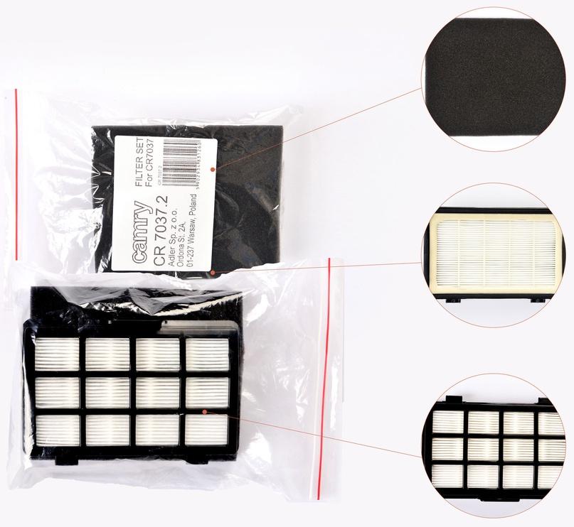 Фильтр для пылесоса Camry CR 7037.2 Hepa and Outlet Filter Set