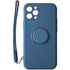 Чехол Mocco Pastel Ring For Xiaomi Mi 10T Pro 5G, синий