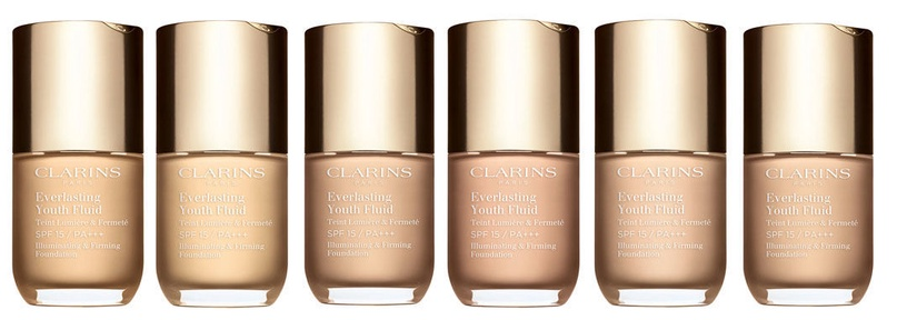 Clarins Everlasting Youth Fluid SPF15 30ml 113