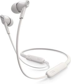 Belaidės ausinės TCL MTRO100 Ash White