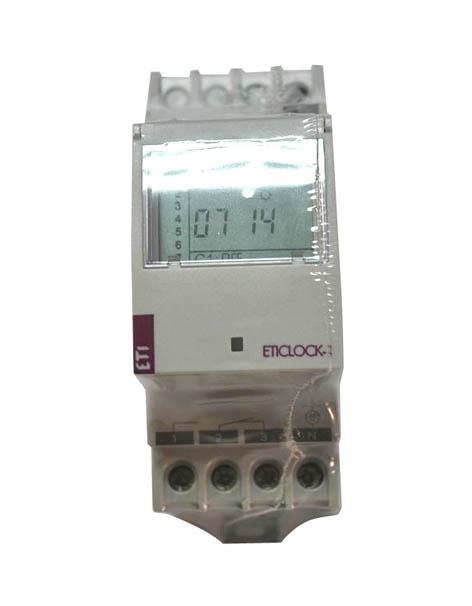 PROGRAMMKELL DIGITAALNE ETICLOCK-1 230V