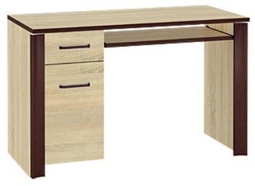 Rašomasis stalas ML Meble Oliwier 15 Sonoma Oak