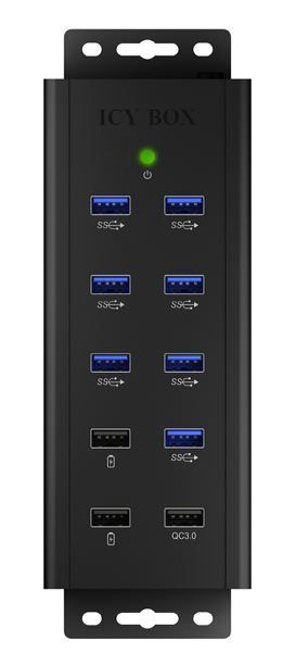 USB-разветвитель (USB-hub) Raidsonic HUB USB 3.0 x7