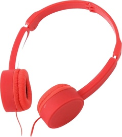 Ausinės Omega Freestyle FH3920R Red, belaidės