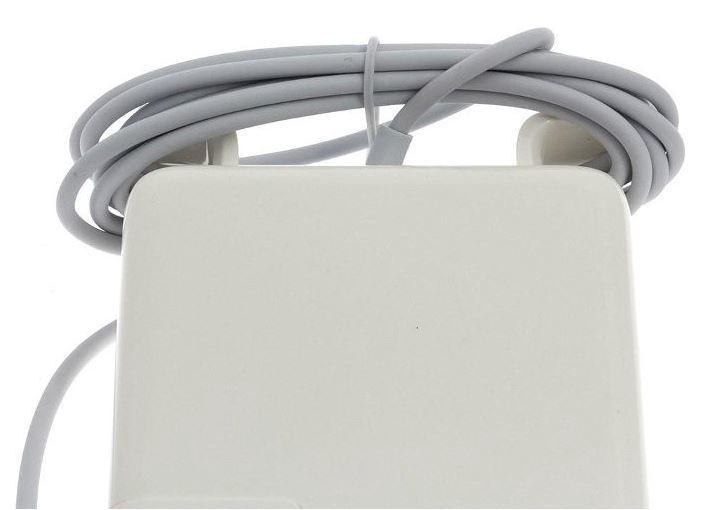 Green Cell Laptop Power Adapter For Apple White