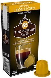 Caffè Tre Venezie Leon D'Oro kavos kapsulės, 10 vnt.