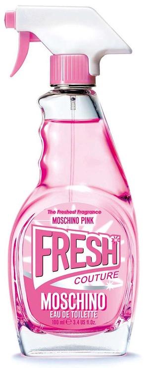 Tualettvesi Moschino Pink Fresh Couture 100ml EDT