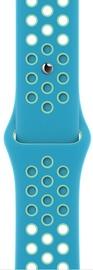 Apple 40mm Chlorine Blue/Green Glow Nike Sport Band Regular EST