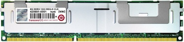 Transcend 8GB 1333MHz CL9 DDR3 For Mac TS1GKR72V3N