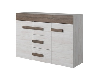 Idzczak Meble Alaska 06 Chest Of Drawers Northland/Trufla