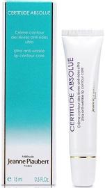 Jeanne Piaubert Certitude Absolue Ultra Anti Wrinkle Lip Contour Care 15ml
