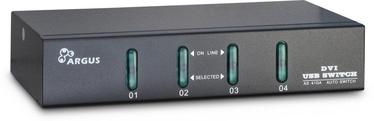 Inter-Tech AS-41DA DVI IPC KVM Switch