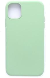Evelatus Soft Silicone Back Case For Apple iPhone 11 Mint