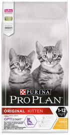 Purina Pro Plan Original Kitten Optistart Cat Food With Chicken 10kg