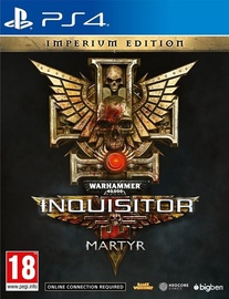 Warhammer 40,000: Inquisitor – Martyr Imperium Edition PS4