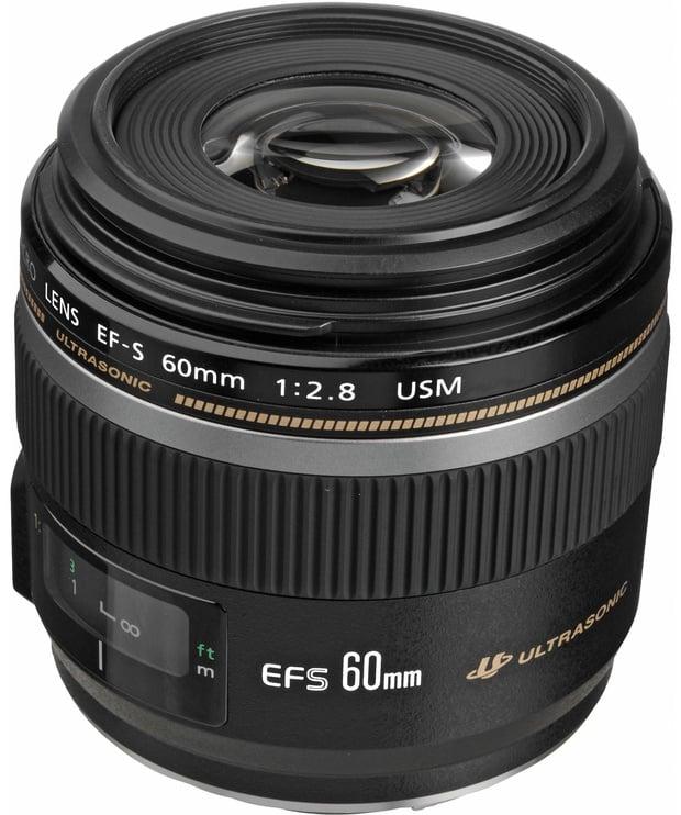 Canon EF-S 60/2.8 USM Macro