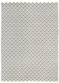 Kilimas 4Living Dhurrie Huurre Black/White, 200x140 cm
