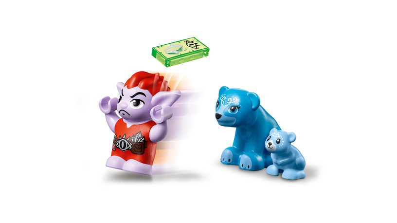 Конструктор LEGO Elves The Goblin King's Evil Dragon 41183 41183, 339 шт.