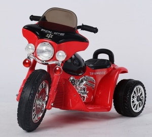 Police Tricycle Red WDJT568