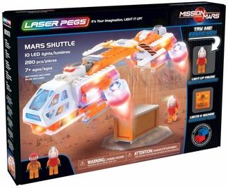 Laser Pegs Mars Shuttle 18003
