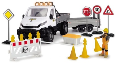 Dickie Toys Playlife Traffic Set