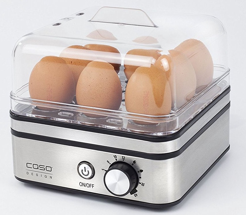 Caso ED10 Electronic Egg Boiler & Steam Cooker