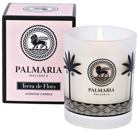 Свеча Palmaria Mallorca Terra de Flors, 35 час, 0.130 кг