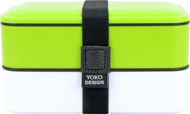 Yoko Design Lunch Box Vert 1.2L Green/White