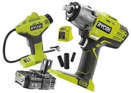Ryobi Tool Set R18IWPI-115G