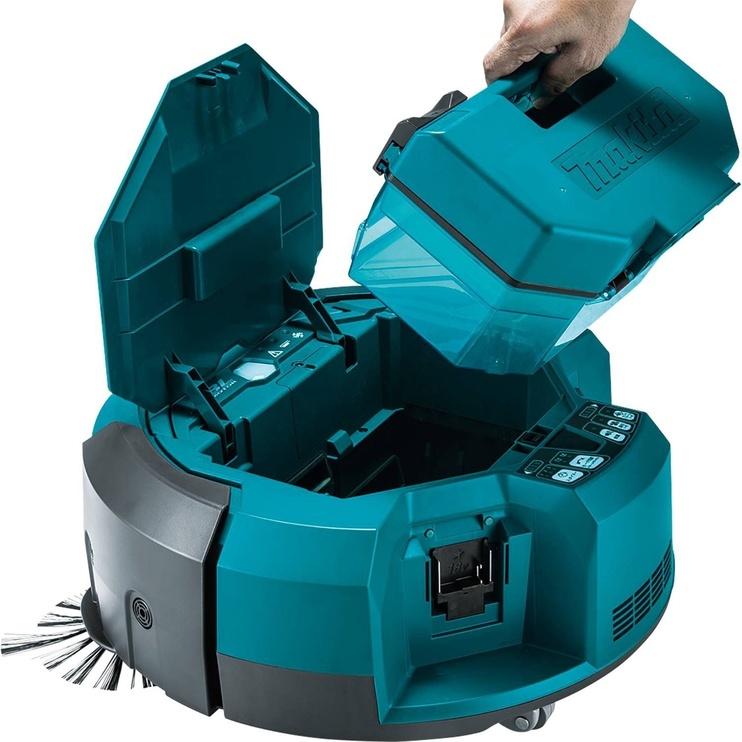 Робот-пылесос Makita DRC200Z Blue