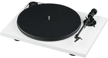 Pro-Ject Primary E Belt-Drive Audio Turntable White