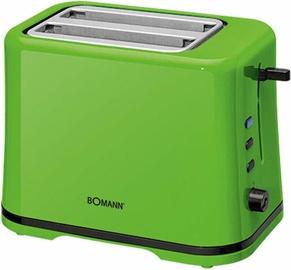 Bomann TA 1577 CB Green